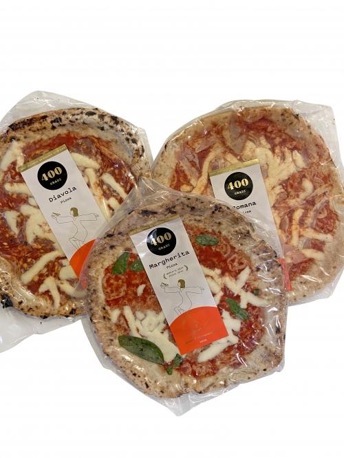 400 Gradi Pizza 11