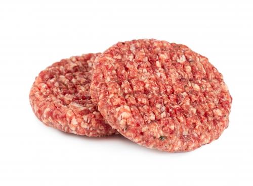 Beef Burger Patties (varieties)   6 pack