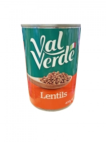 Canned Lentils
