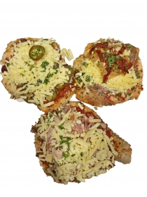 Chicken Parmigiana (varieties)
