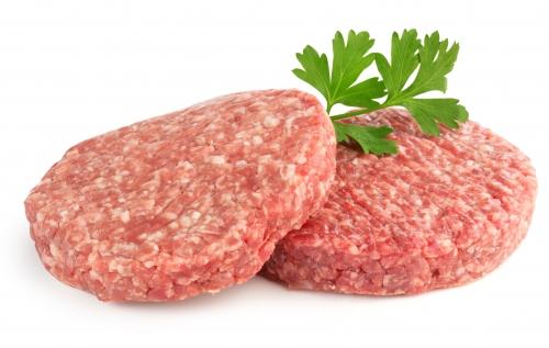 Greek Lamb Burger Patties   6 pack