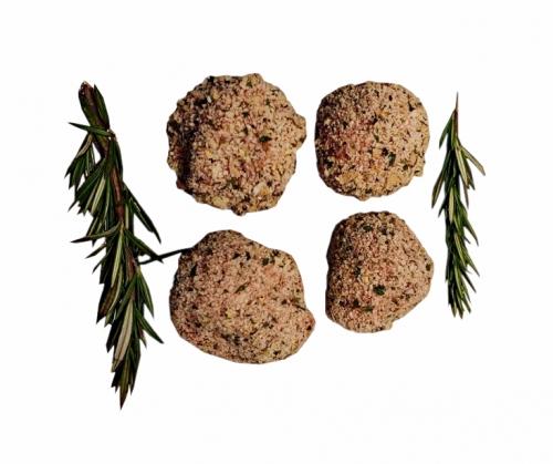 Lamb Rissoles   6 pack